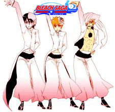 bleach saga Facebook event